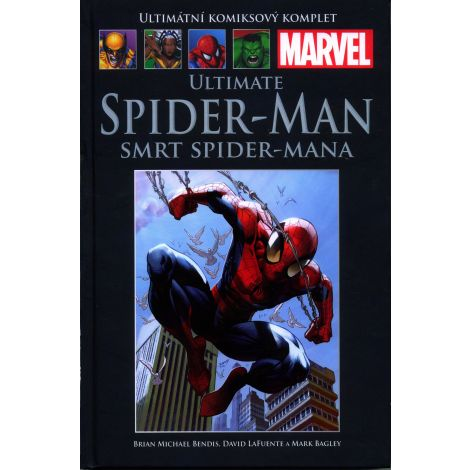 Ultimate Spider-Man. Smrt Spider-Mana